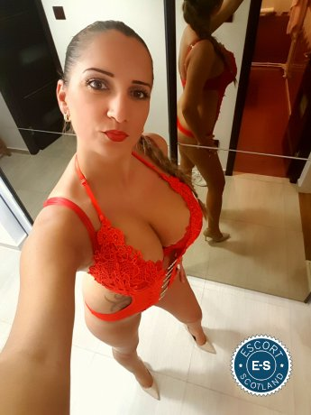 Rossella Conti is a very popular Italian escort in Glasgow South Side, Glasgow