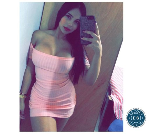 Meet the beautiful Monique in Glasgow City Centre  with just one phone call