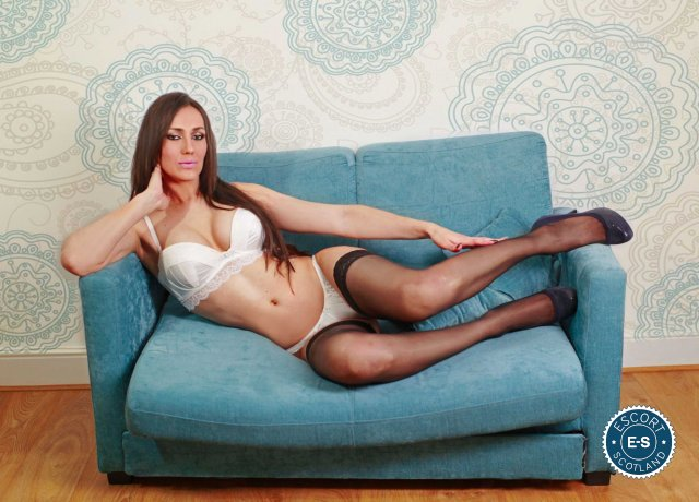 TS Dana Moore is a hot and horny Spanish escort from Aberdeen