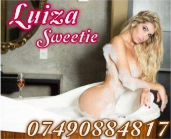 Luiza Sweetie - escort in Aberdeen