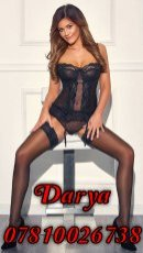 Book a meeting with Darya in Glasgow City Centre today